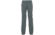 The North Face Women&#039;s Trekker Convertible Pant Short grey